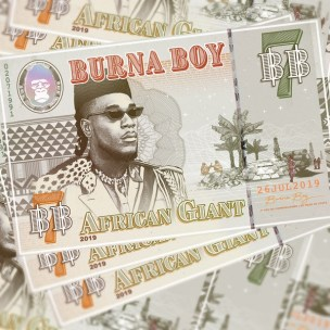 Burna Boy - African Giant (The Album)