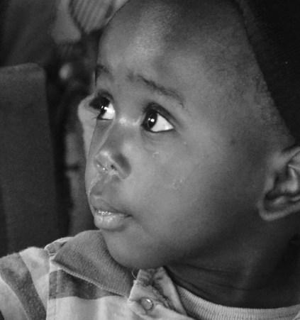 African child 22