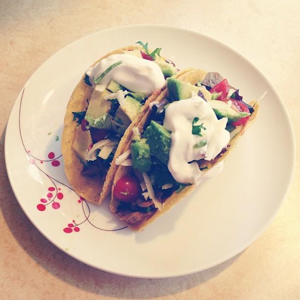 It's a good day to be me, but a bad day to be a taco.