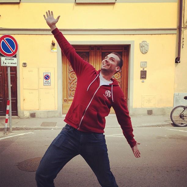 Konstantin likes Italy