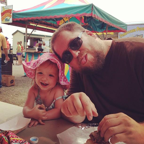 Summer at the fair