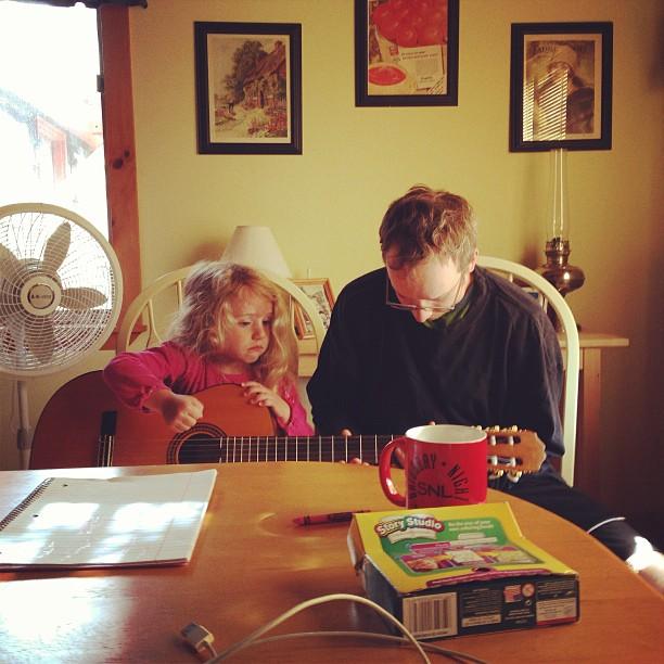 Guitar lesson