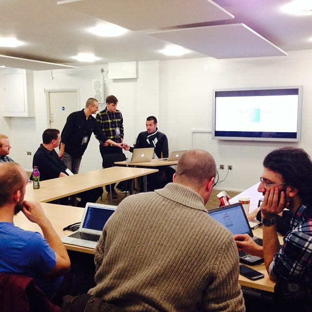 Customizer workshop at WordCamp London
