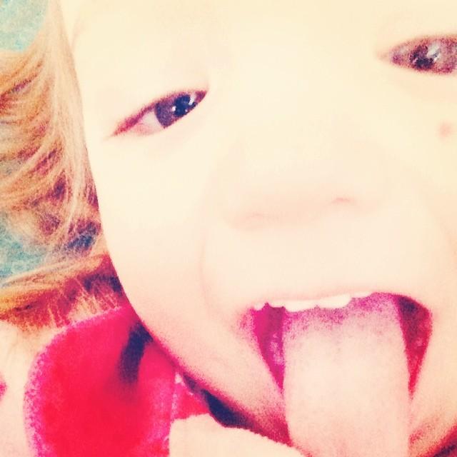 Gwennie selfie