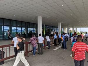 Guyana airport