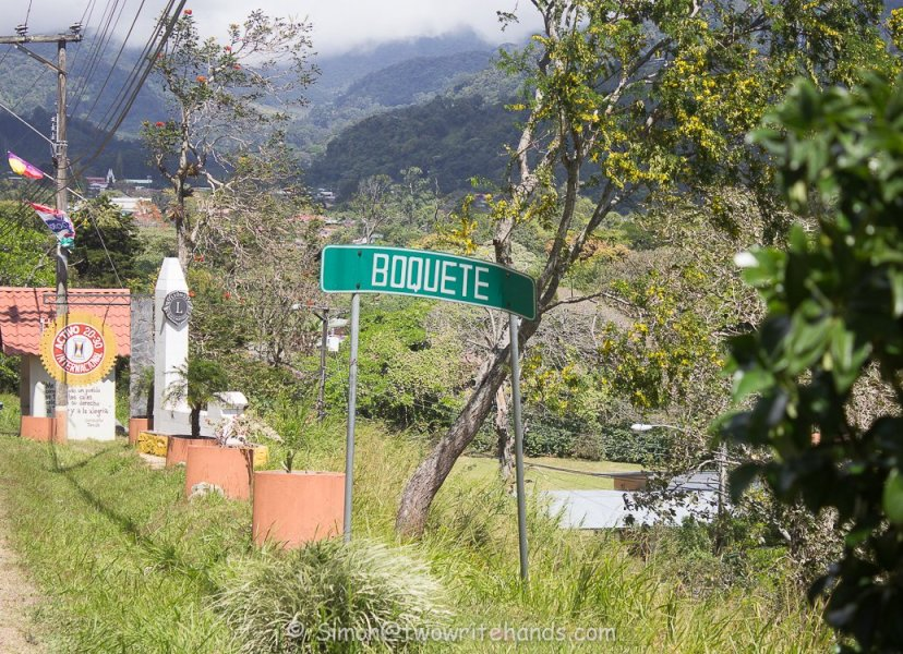 Welcome to Boquete
