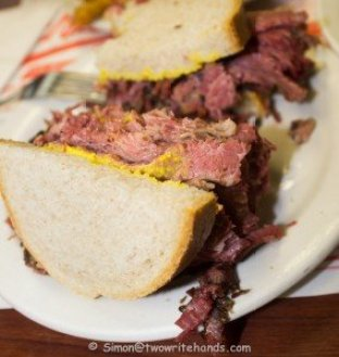 A Sumptuous Smoked Meat Sandwich