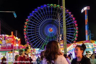 Fun Fair at the Feria