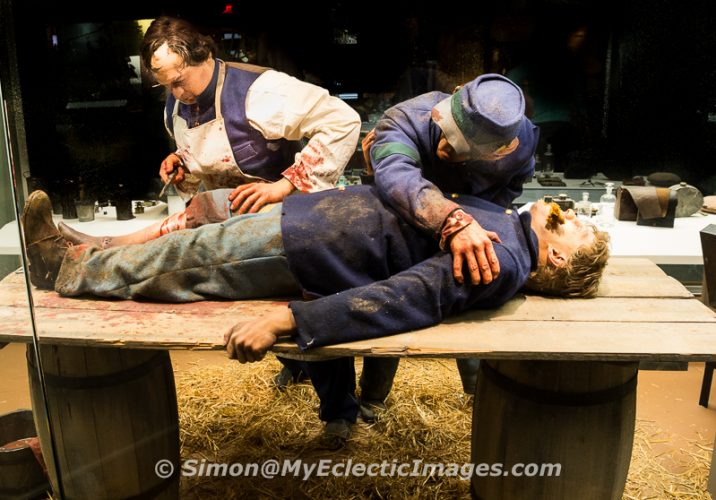 A Field Hospital at the National Civil War Museum