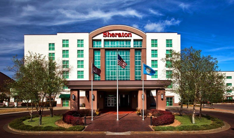 The Sheraton Sioux Falls (Photo credit - Sheraton Hotel)
