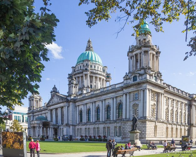 City Hall Belfast (©simon@myeclecticimages.com)