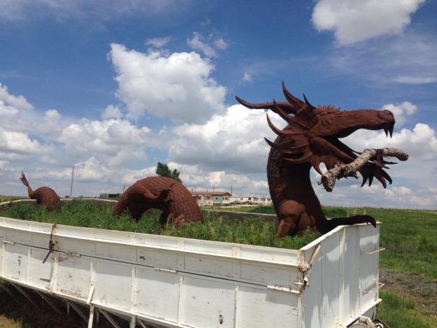 Large Dragon 2