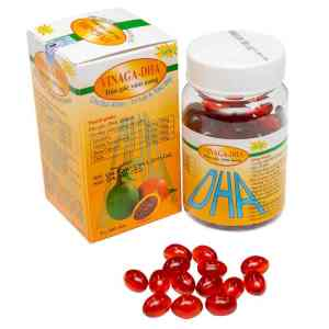 VINAGA pure gac oil extracts from Gac fruit in Vietnam