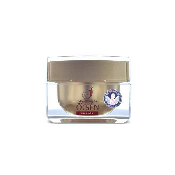 Oc sen (BAN DEM) - Moisturizing Night Cream Snail Cream Thorakao