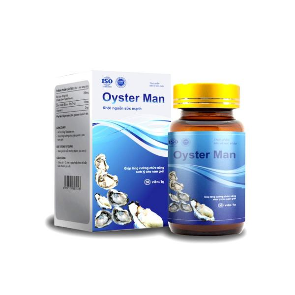 Oyster Man for man
