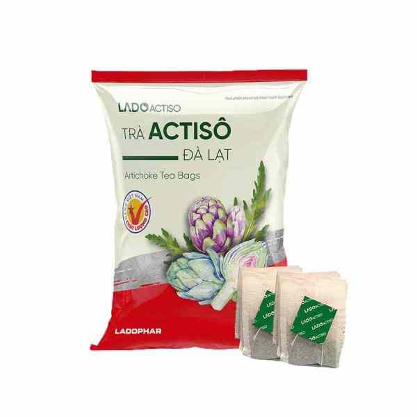 Artichoke Teabag Ladophar 100 bags Liver's Functioning -SIXMD.com