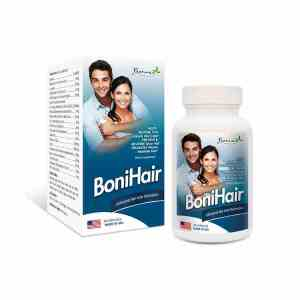 BoniHair restore your natural hair color from Vietnam