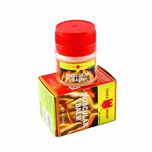 Eagle Brand Muscular Balm 20g box from VIetnam