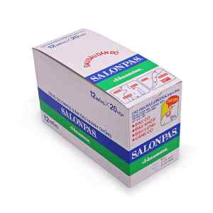 Salonpas Patch Hisamitsu Pain Relieving