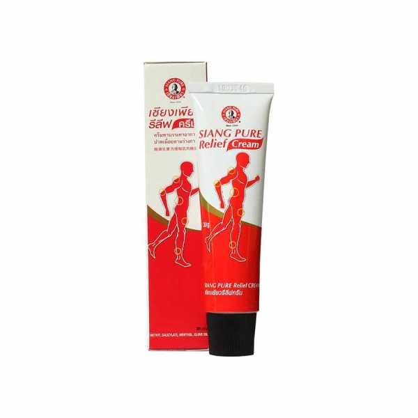 Siang Pure Relief Cream - Anesthetic cream online shop