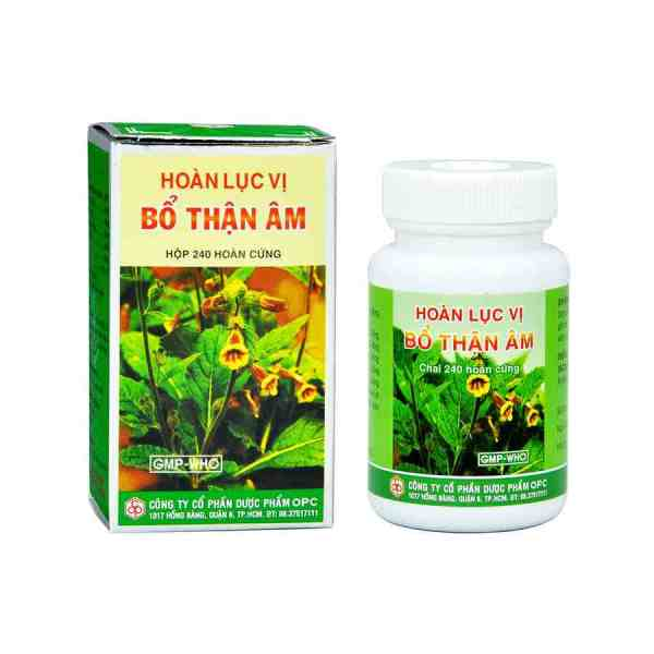 Bo Than Am Vietnamese medicine for kidney