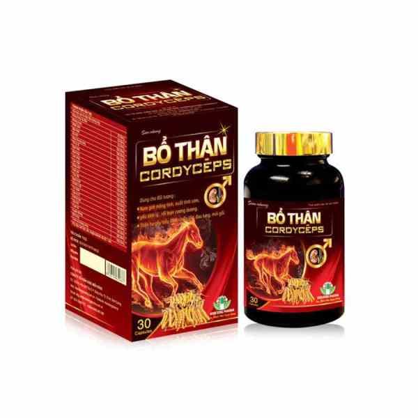 Bo Than Cordyceps Vietnam