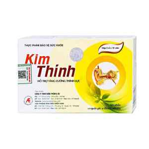 Kim Thinh 30 tablets Vietnam Herbal Medicine