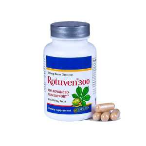 Advanced Vein Care Rotuven 300 capsules