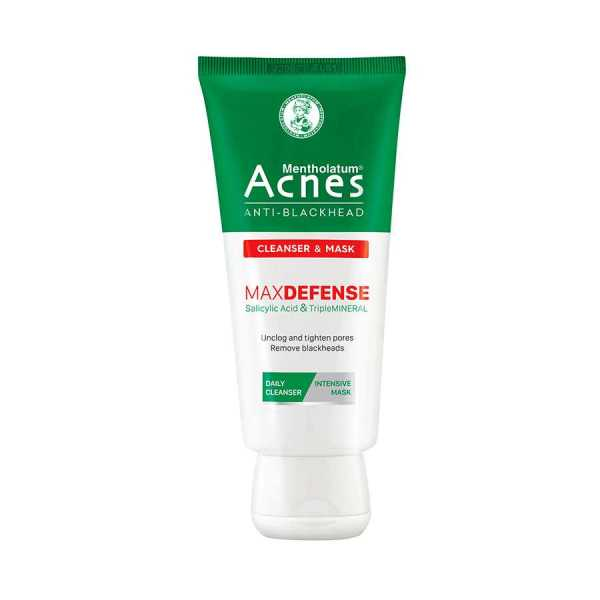 Acnes Anti-Blackhead Cleanser Mask 100g