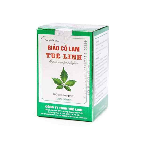 Giao Co Lam Tue Linh 100 tablets