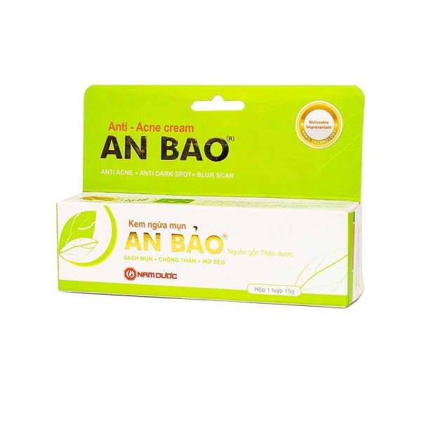 An Bao Cream - Acne Prevention Cream