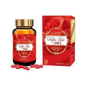 Natural Hormone Balance for Women Kieu sac TW3 30 capsules