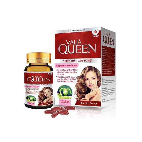 For Woman Valia queen capsules