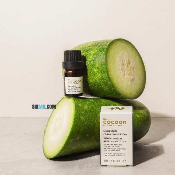 Cocoon Winter Melon Acne Super Drops from Vietnam - 5 ml.