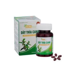 Day Thia Canh diabetes care 60 capsules