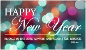New Year Verse