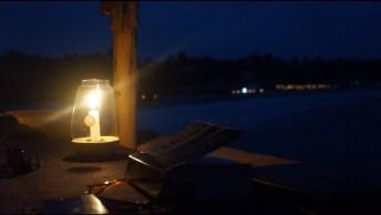Arambol by night