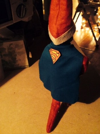 elf superman