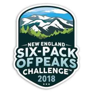 New England Six-Pack of Peaks Challenge