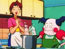 mr mime ash's mom