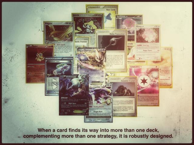 robustly designed cards