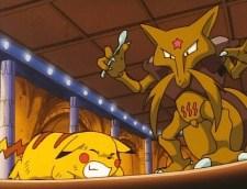 pikachu kadabra