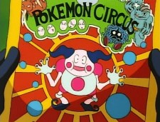 pokemon circus mr mime