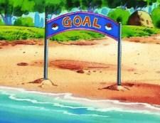 goal beach