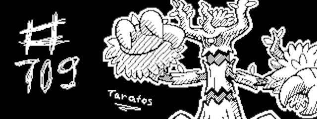 trevenant by taratos