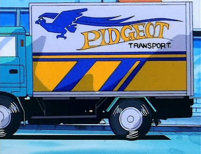 pidgeot transport truck