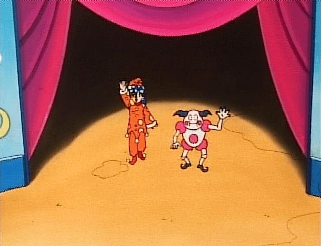 mr. mime clown circus