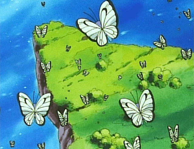 butterfree cliff