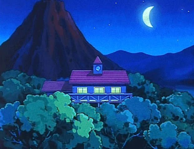 moon volcano night hotel conclusion