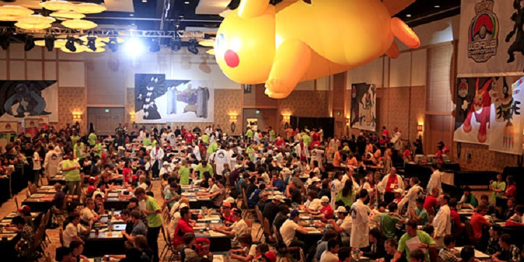 pokemon world championship atmosphere